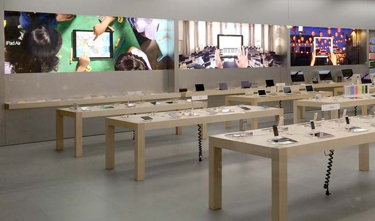 Beau Thieves Rob Apple Store In Massachusetts And Get Away With $13,000 Worth Of  IPhones   Mac Rumors