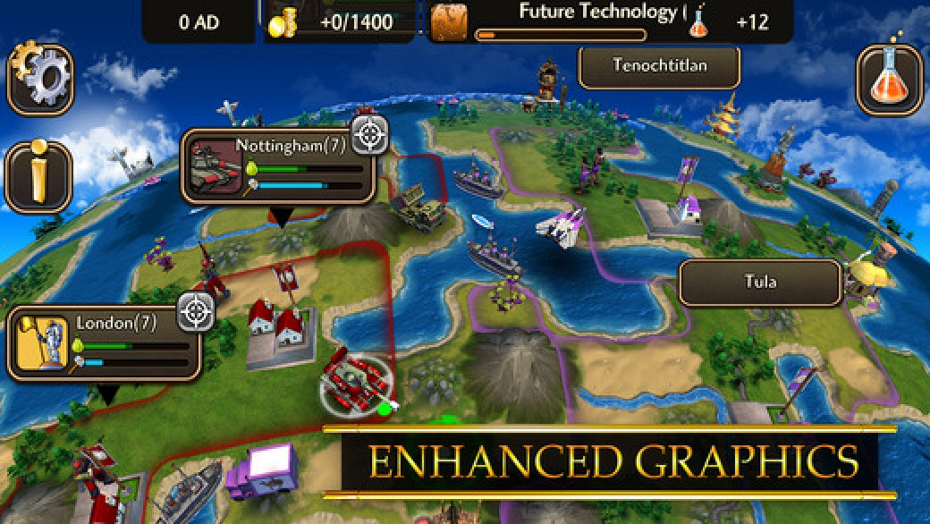2k launches civilization revolution 2 for ios devices