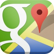 Google Maps for iOS Updated to Display Search Results Gmail