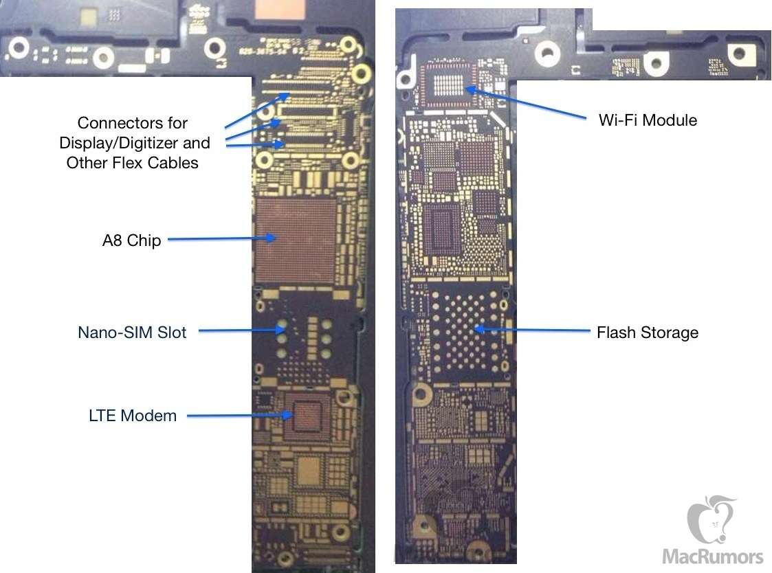 Iphone 4 Logic Schematic Best Secret Wiring Diagram 3 Circuit 5 Board Get Free Image Motherboard