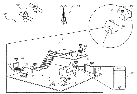location-patent-apple