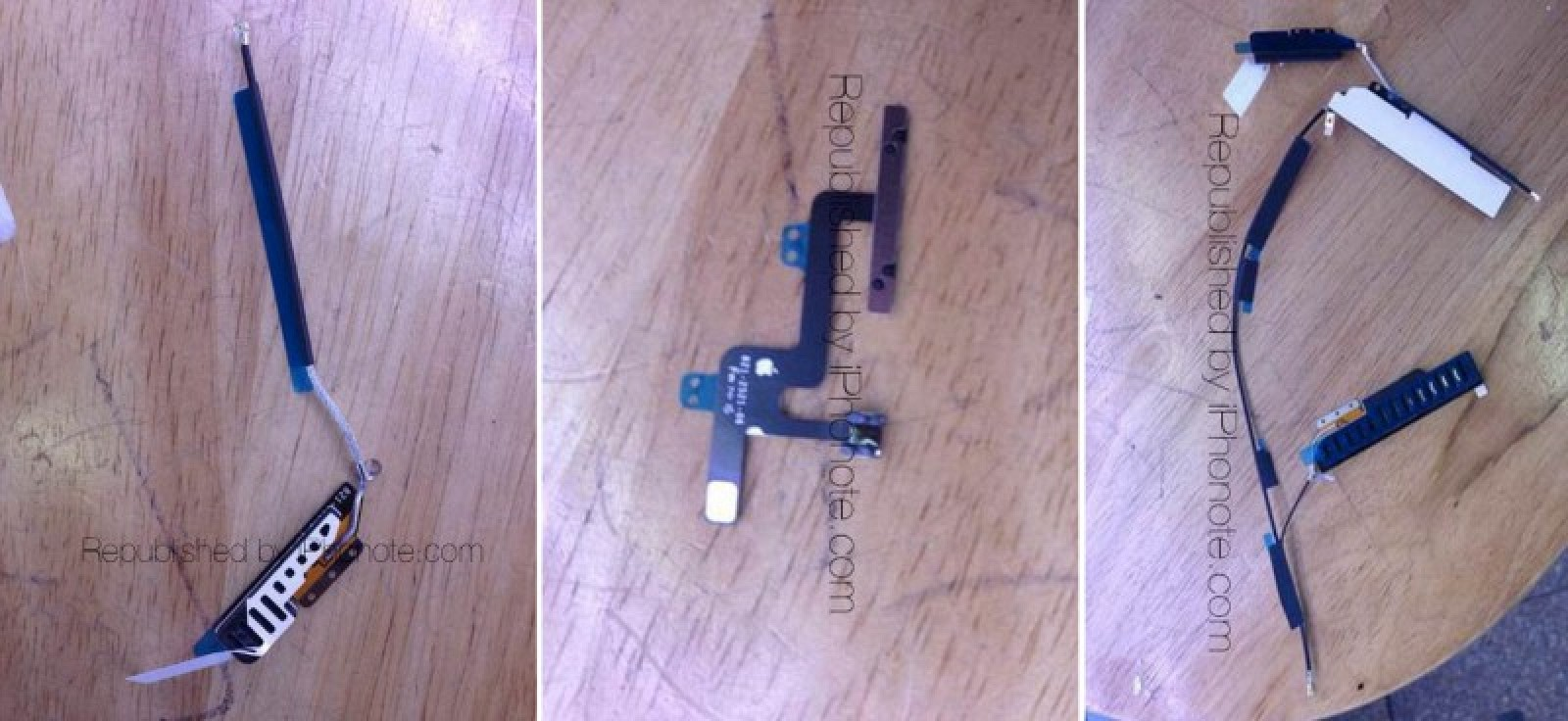 New Photos Claim to Show Various Internal Parts from iPad ...