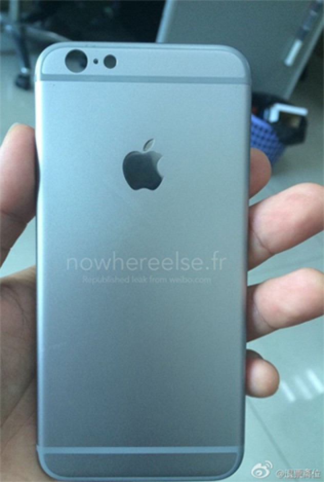 show me iphone 6 more high quality photos show 4 7 inch iphone 6 rear shell 1298