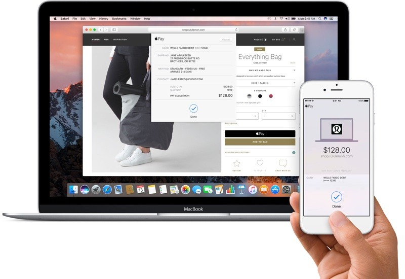 Apple pay online shopping uk