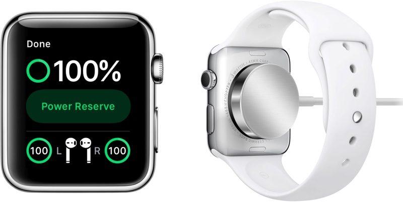 Apple Watch Iphone Battery