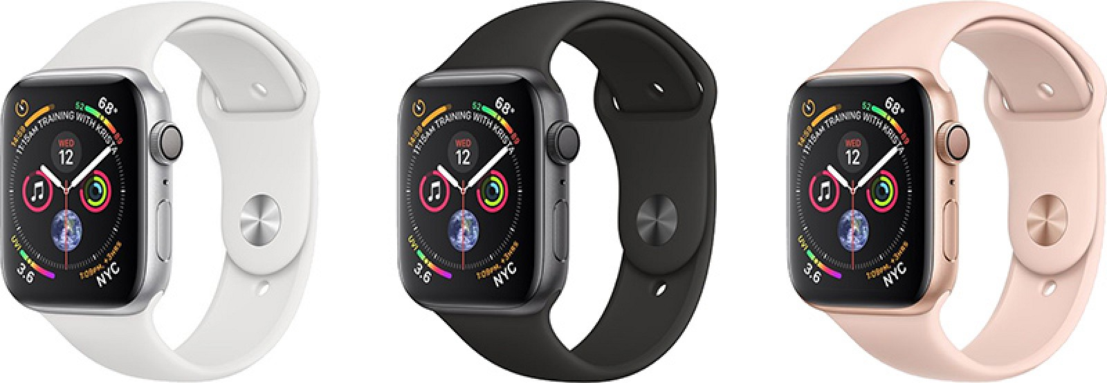Sprint has one of the only sales on Apple Watch Series 4 this Black Friday, discounting the smart watch by $100 when customers add a line onto a qualifying service plan.
