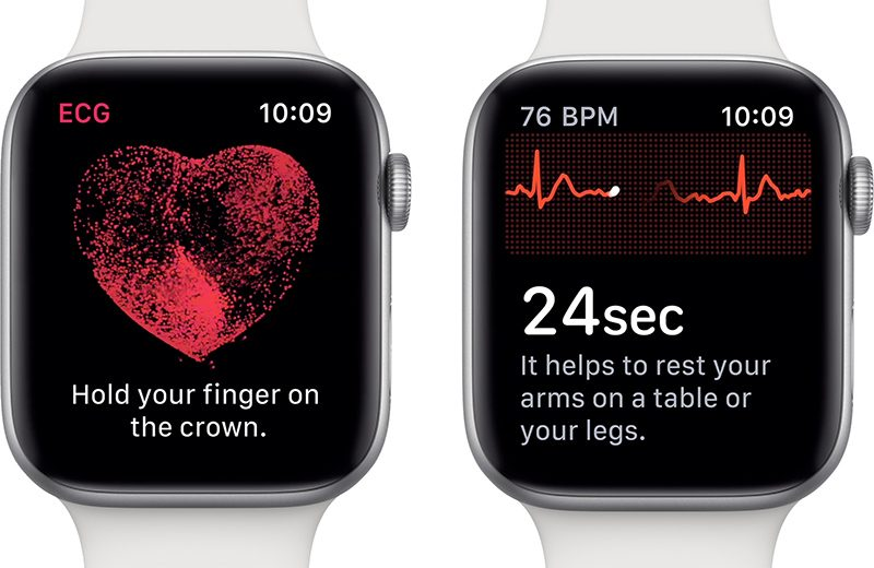 Apple Releases watchOS 5 2 With ECG Functionality in Europe