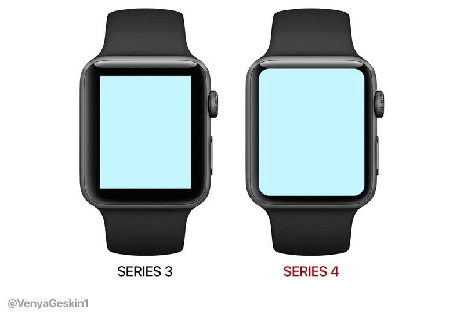 photo image What a New Design Could Mean for Apple Watch Series 4