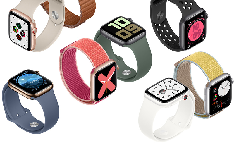 Apple Watch Now With Always On Display And Titanium Casing