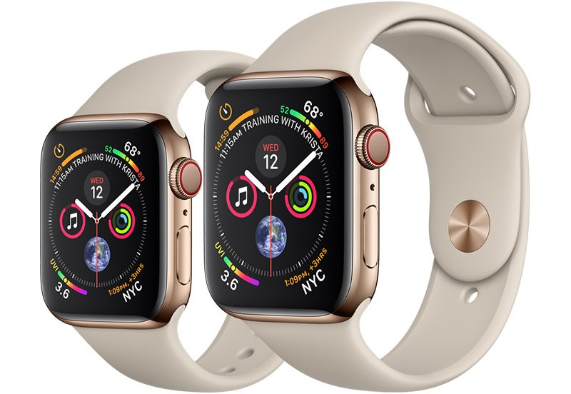 apple watch 4 colors
