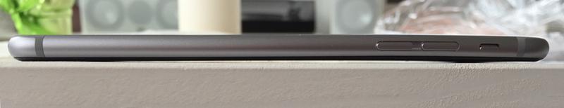 iPhone 6 Plus bending