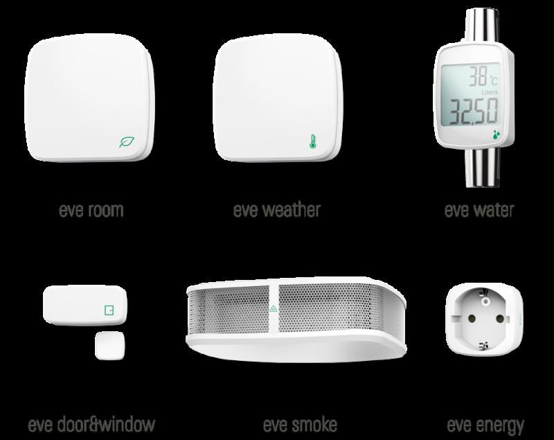 elgato unveils 39 eve 39 homekit supported smart home sensors hub less smart bulb macrumors. Black Bedroom Furniture Sets. Home Design Ideas