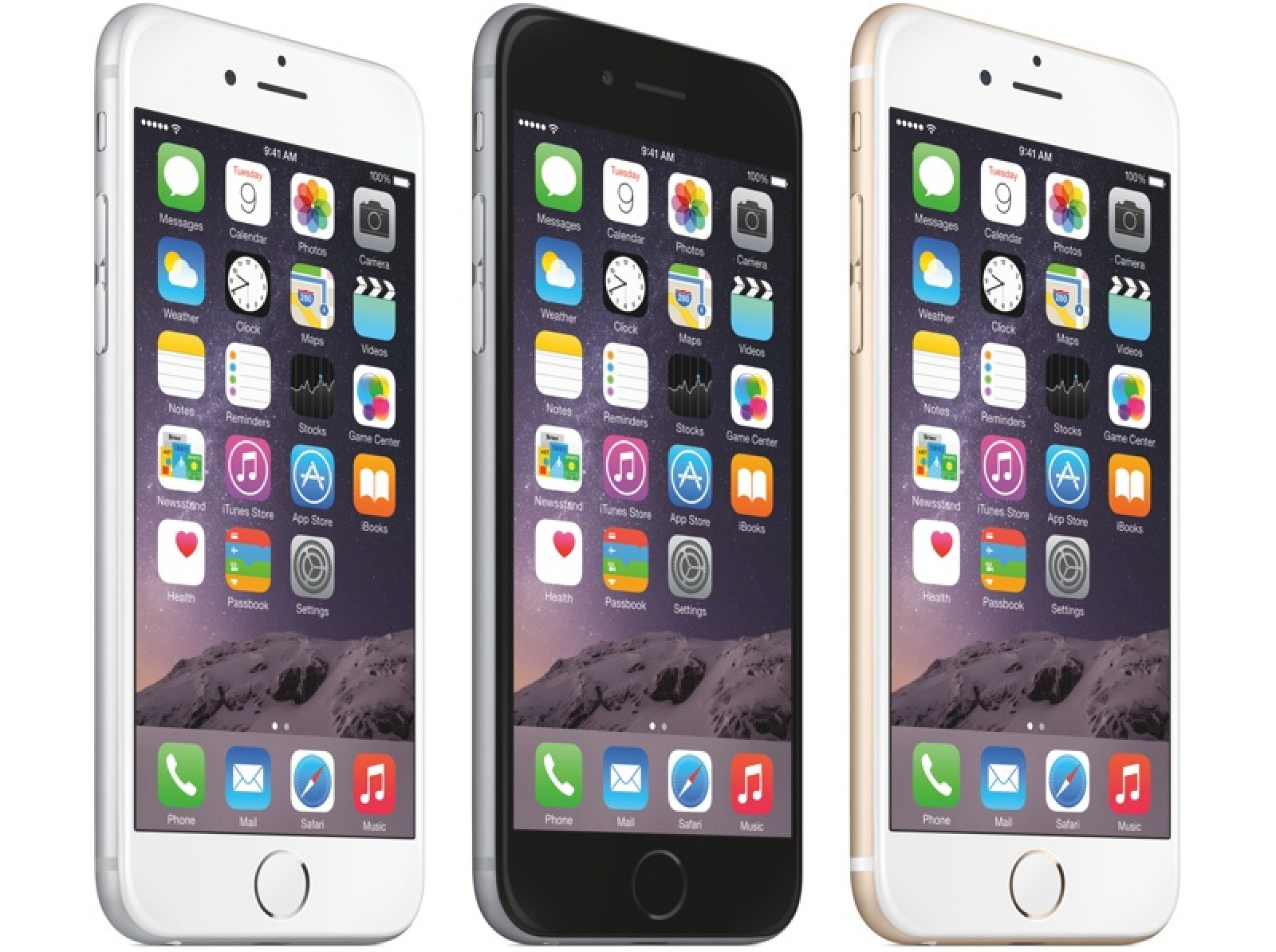 Apple Launches 'Touch Disease' Repair Program for iPhone 6