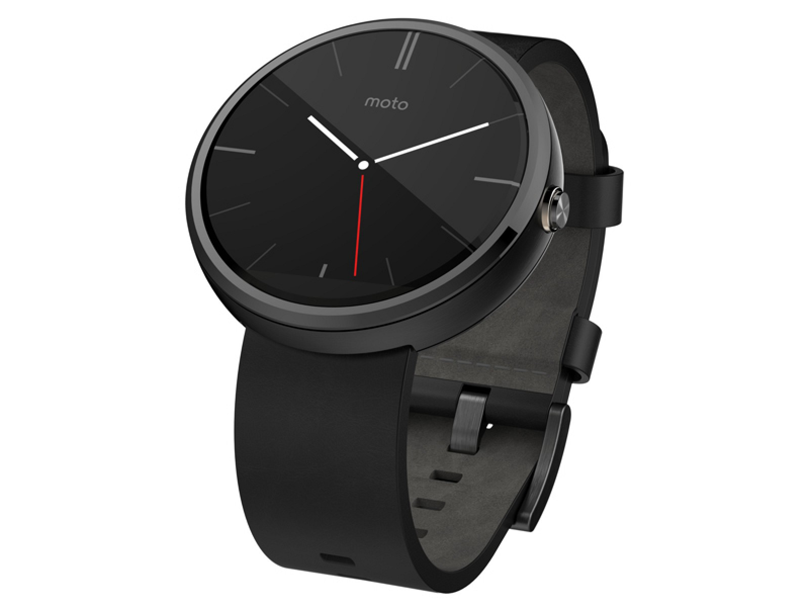 Motorola Launches $249 Moto 360 Smartwatch Featuring ...