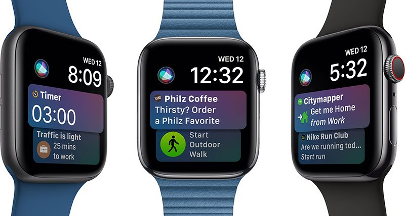 Apple Watch: 30% Larger Display, Thinner Body, ECG