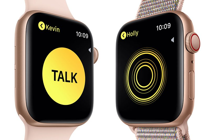 Apple Releases watchOS 5 0 1 Update for Apple Watch With
