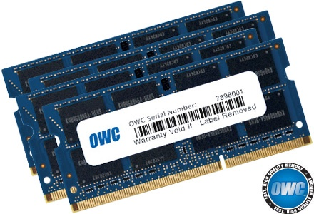 Owc Ddr S S on imac ram memory upgrade