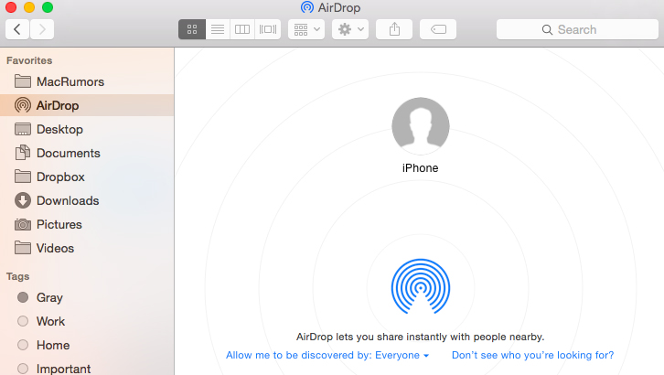 How to use airdrop to share files between macs and ios devices you may now begin using airdrop to transfer files between a mac and an ios device to test it out go to the airdrop menu in finder and notice that your ios ccuart Image collections