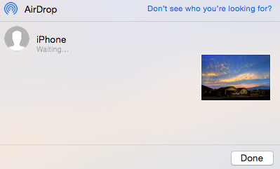 How to Use AirDrop to Share Files Between Macs and iOS