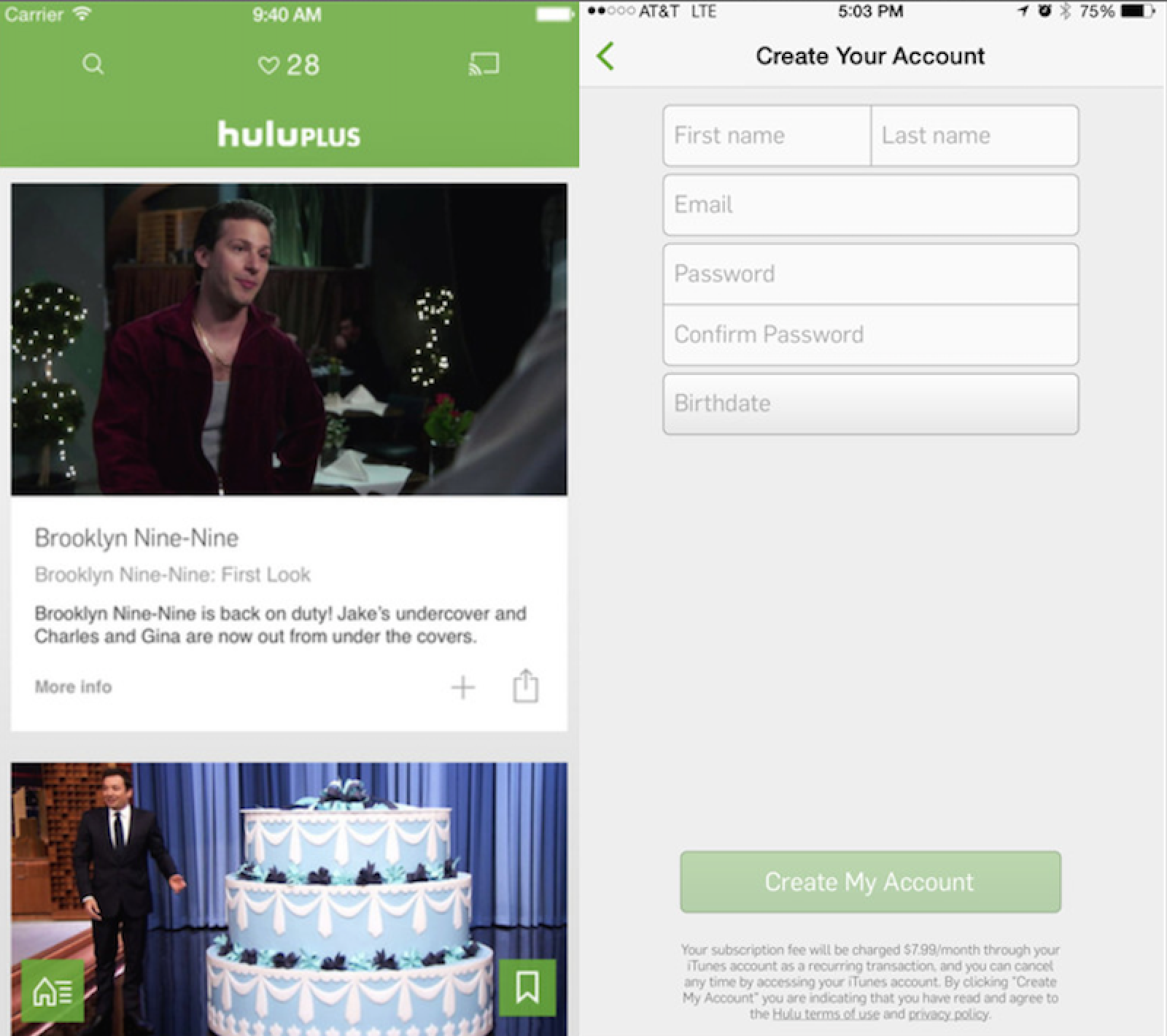 Hulu Updates 'Hulu Plus' with New Look, In-App Subscriptions