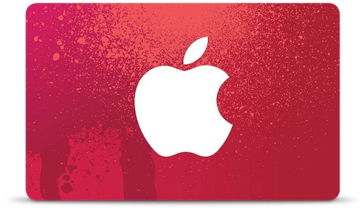 Itunes Christmas Gift Card