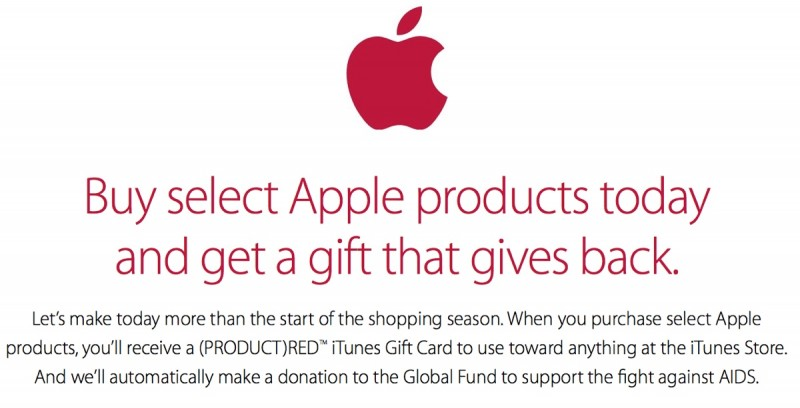 Apple Kicks Off Black Friday Sale With iTunes Gift Card Deals ...