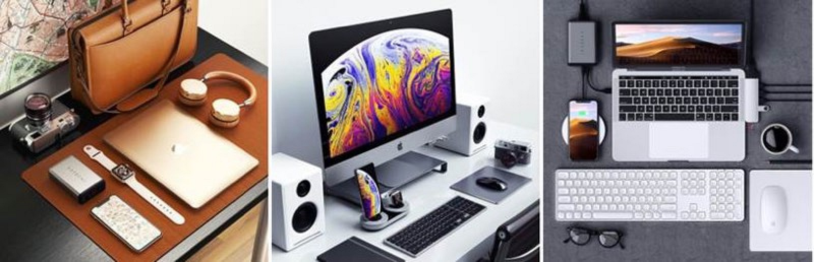 iMac Pro Bundle ($200, discounted from $333) - The bundle includes the not yet released iMac Stand (goes officially on sale in December), a Bluetooth Keyboard, Aluminum Mousepad, R1 Stand, R1 Laptop Stand, Lightning Charging Stand, Bluetooth Headphones, Slim Headphone Stand.  MacBook Pro Bundle ($200, discounted from $300) - Products include Satechi's Type-C 75W Travel Charger, Type-C Pro Adapter with Ethernet, Bluetooth Keyboard, Aluminum Mousepad and the newest Type-C Wireless Charger.  Family Bundle ($99, discounted from $148) - The bundle includes the popular 7-Port USB Charging Station, Flexible 6-inch Lightning and Micro USB cables and the newest Satechi Type-C Wireless Charger.