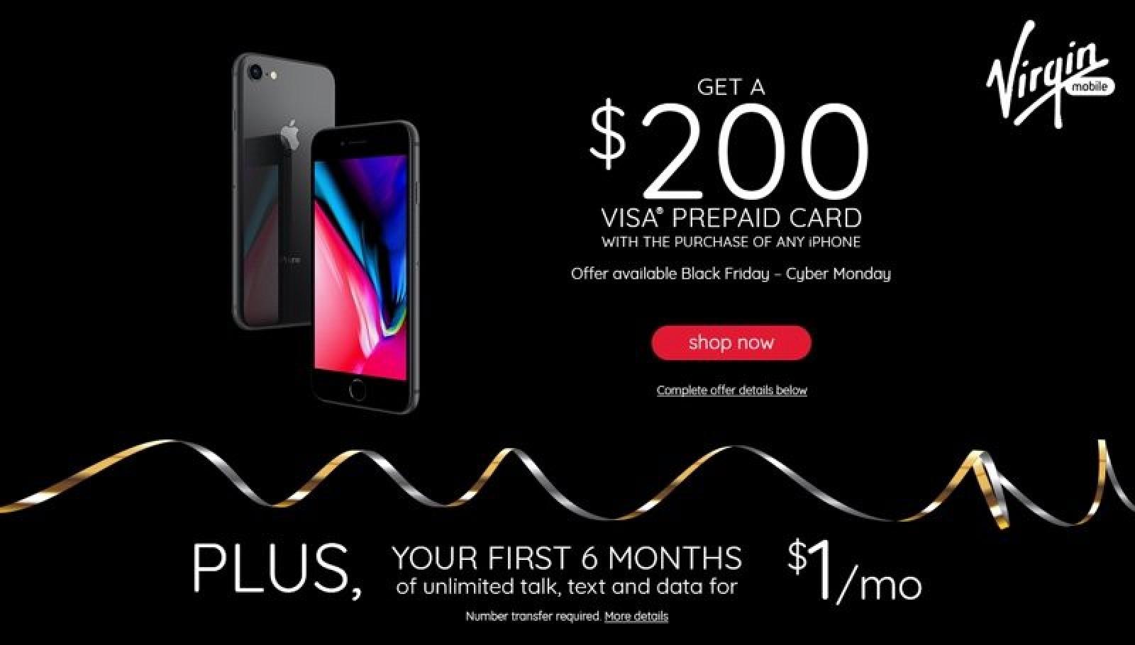 Best Buy Virgin Mobile Iphone Black Friday