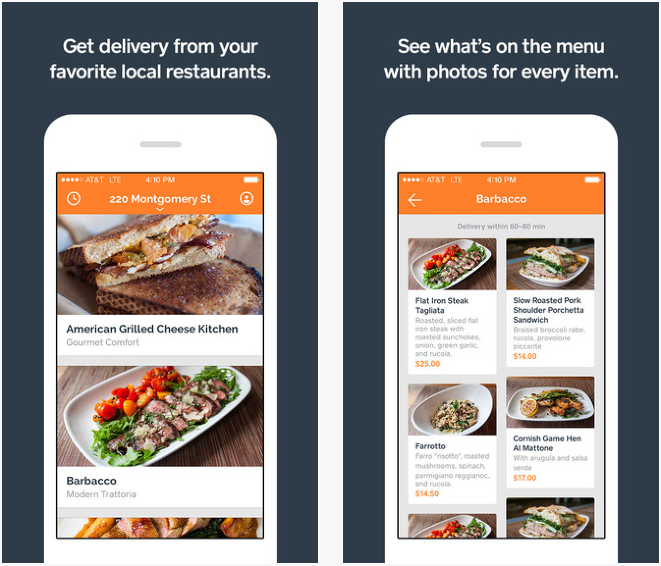 Square Launches iOS App for Food Delivery Service Caviar - MacRumors