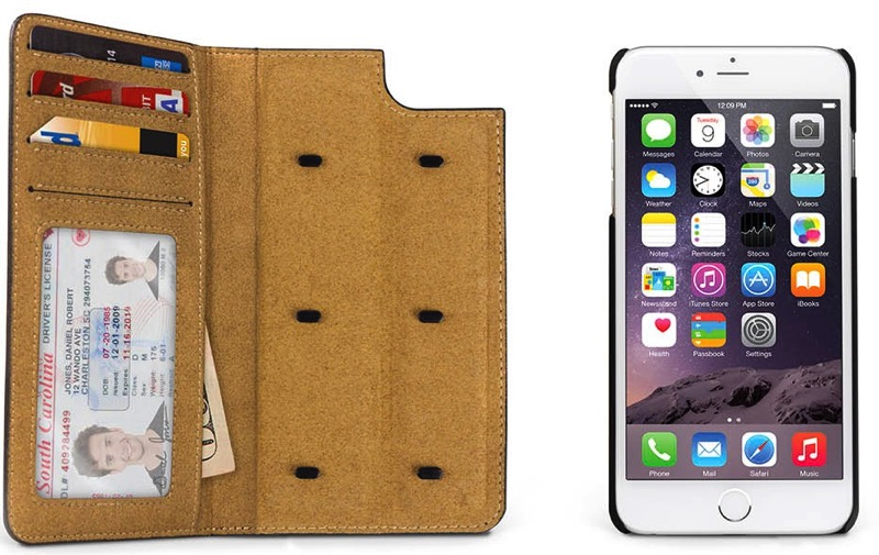 cheap for discount 592c7 69c84 Twelve South Launches BookBook Wallet Case for iPhone 6 and 6 Plus ...