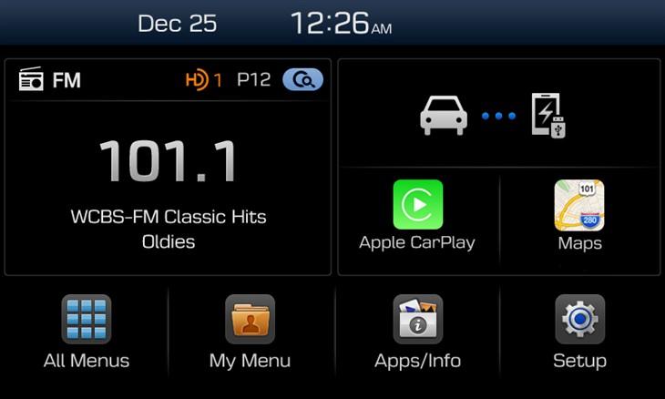 Iphone Car Interface App