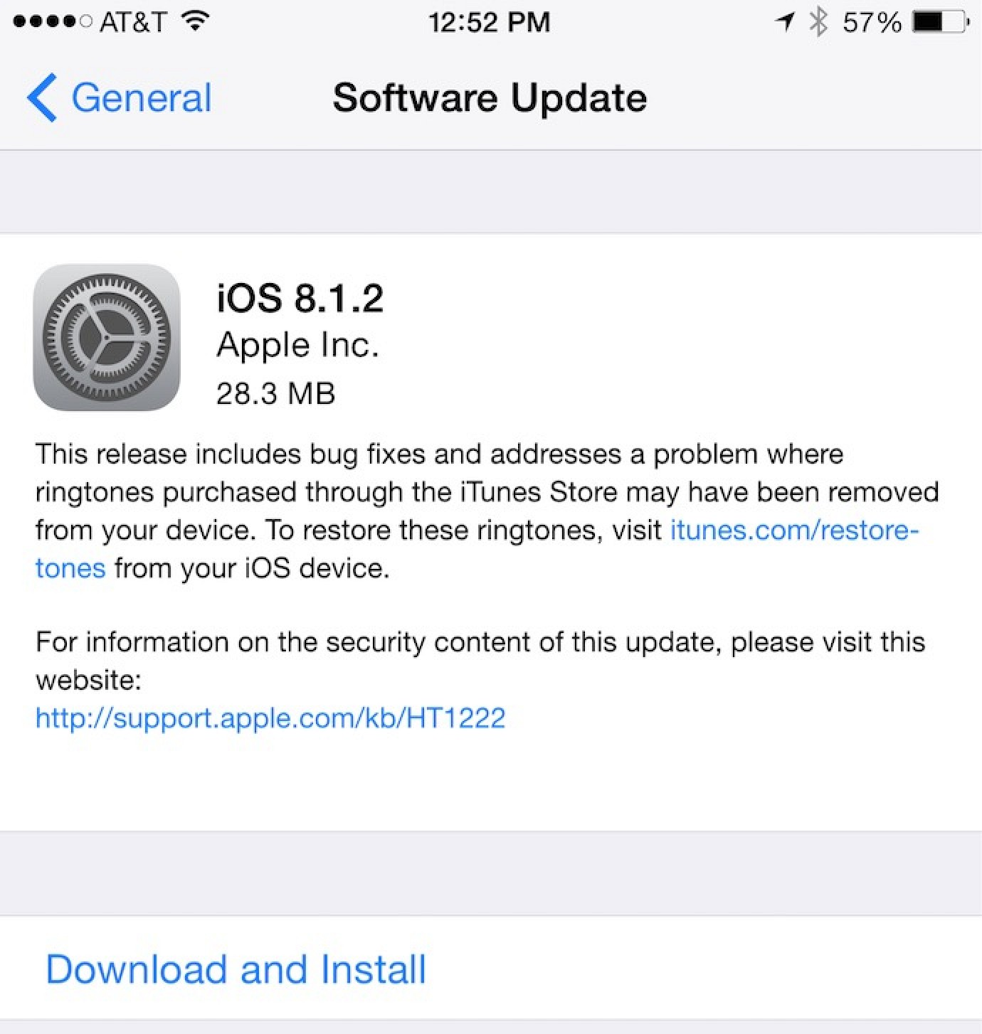 apple ios 8 ringtone download