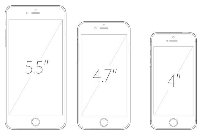 how many inches is the iphone 6 iphone 6s iphone 6s plus and 4 inch iphone 6c rumored for 19762