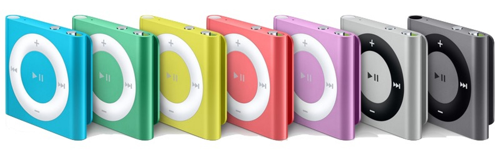 Recent iPod Shuffle Shortages Due to Supplier Changes, Not ...