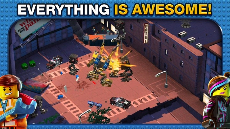 The LEGO Movie Video Game' for iOS Hits the App Store - Mac Rumors