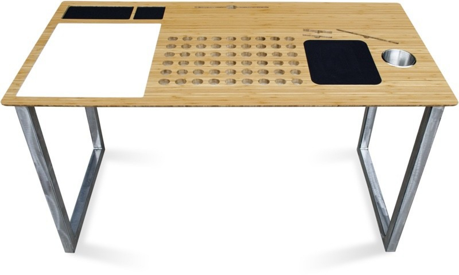 New Slatepro Techdesk Se Comes Equipped With Built In Iphone Dock Mac Air Vents And Whiteboard Rumors