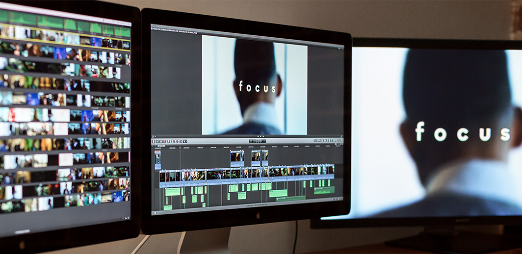 Focus Final Cut Pro X