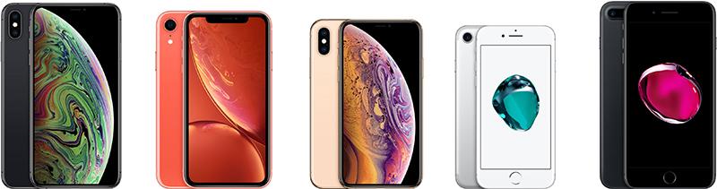 3x transparent iphone 7 plus cases