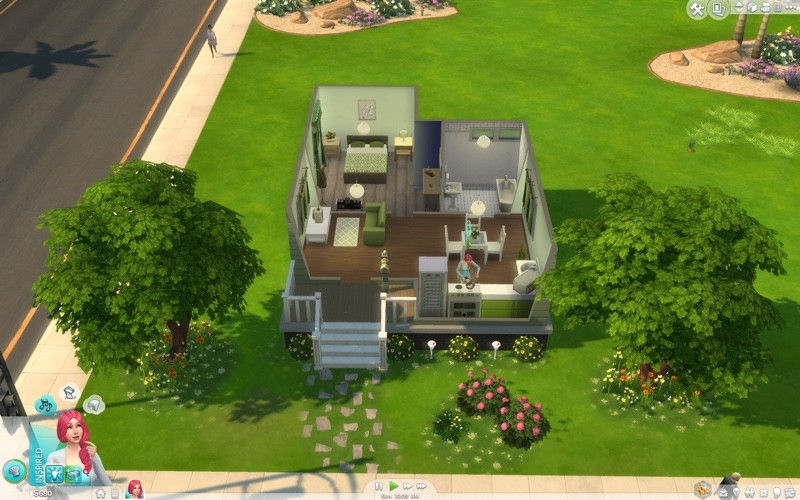 build your own house game like sims ea s the sims 4 now available for mac macrumors 13561