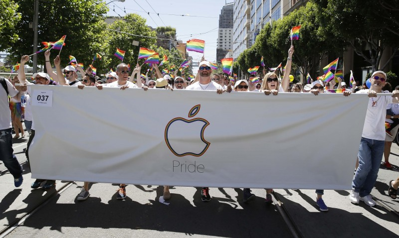 Apple Pride