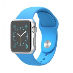Apple Watch Sport Blue