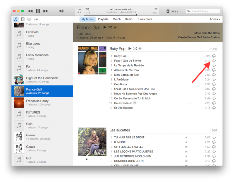 How To iTunes Match6