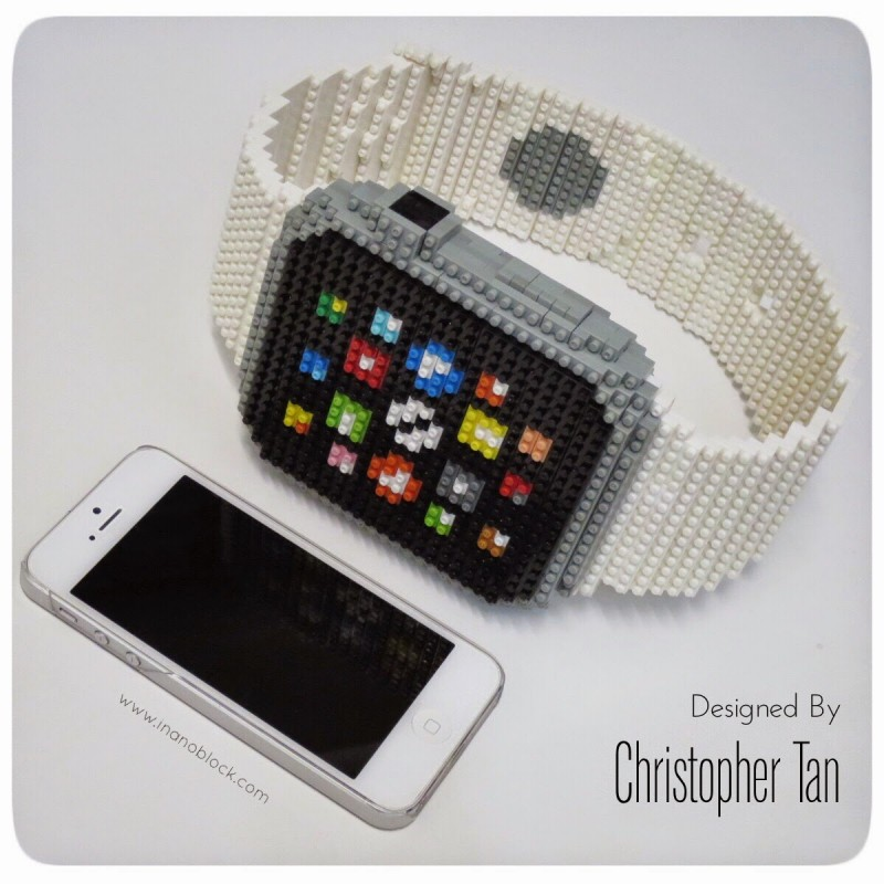 apple watch nanobrick 2