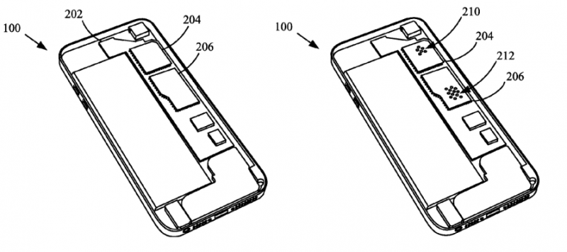 apple patents waterproofing method  u0026 39 for shielding