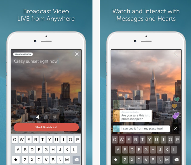 Twitter Launches Live-Streaming iOS App 'Periscope' - MacRumors