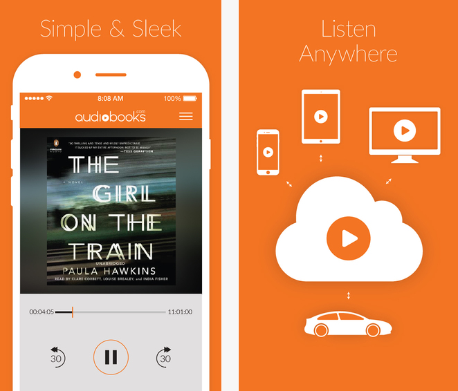 Audio Books' App Updated With CarPlay Support and Refreshed