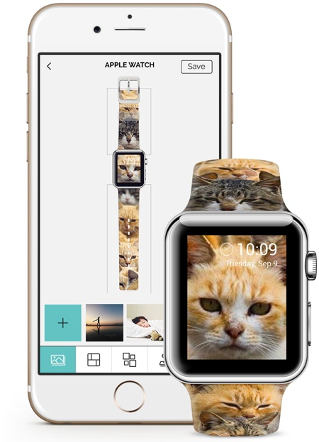 innovative design 743a1 60d58 Casetify Debuts Design-Your-Own Apple Watch Bands - MacRumors