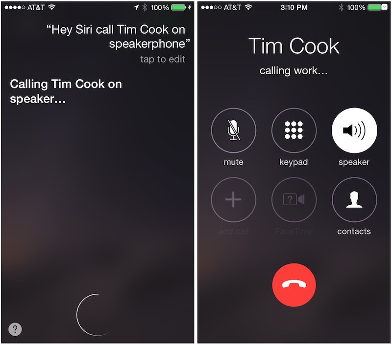 New IOS 83 Features Speaker Calls With Siri No Password