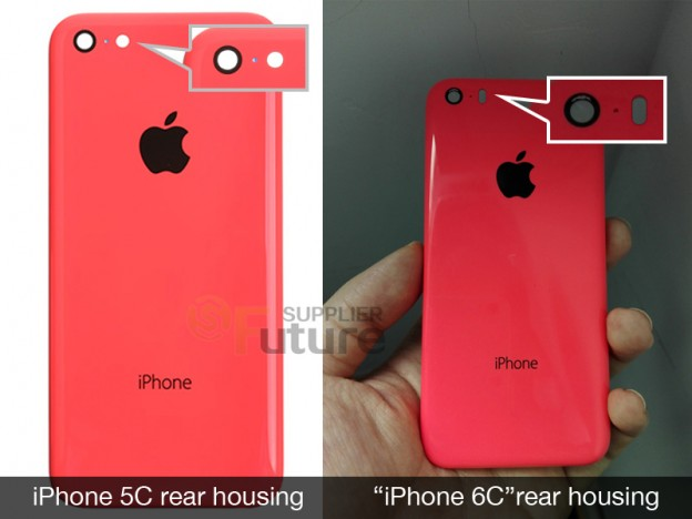 The Pill Shaped LED Flash Design And Two Rows Of Speaker Grilles Are Also Found On IPhone 5s Indicating That 6c Could Have Same