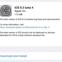 iOS 8 3 on MacRumors